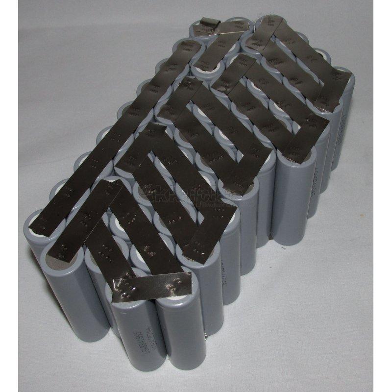 akkupack f r bionx 48 volt li ion zum selbsteinbau akkuplus. Black Bedroom Furniture Sets. Home Design Ideas