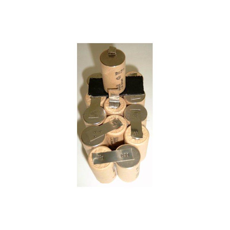 Akkupack für Elu EZWA 90 - 18 Volt zum Selbsteinbau