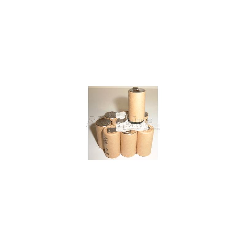 Akkupack für HOLZ HER 73 0575 - 12 Volt zum Selbsteinbau