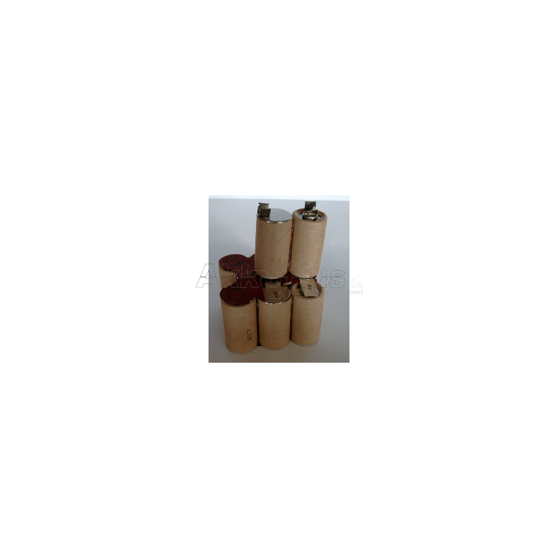 Akkupack für HOLZ HER 73 3164 - 12 Volt zum Selbsteinbau