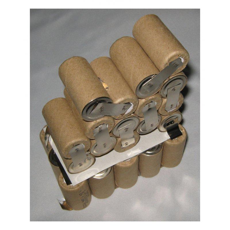 Akkupack für Hilti BP 10 / BP10 - 30KR23/43 - 36 Volt zum Selbsteinbau