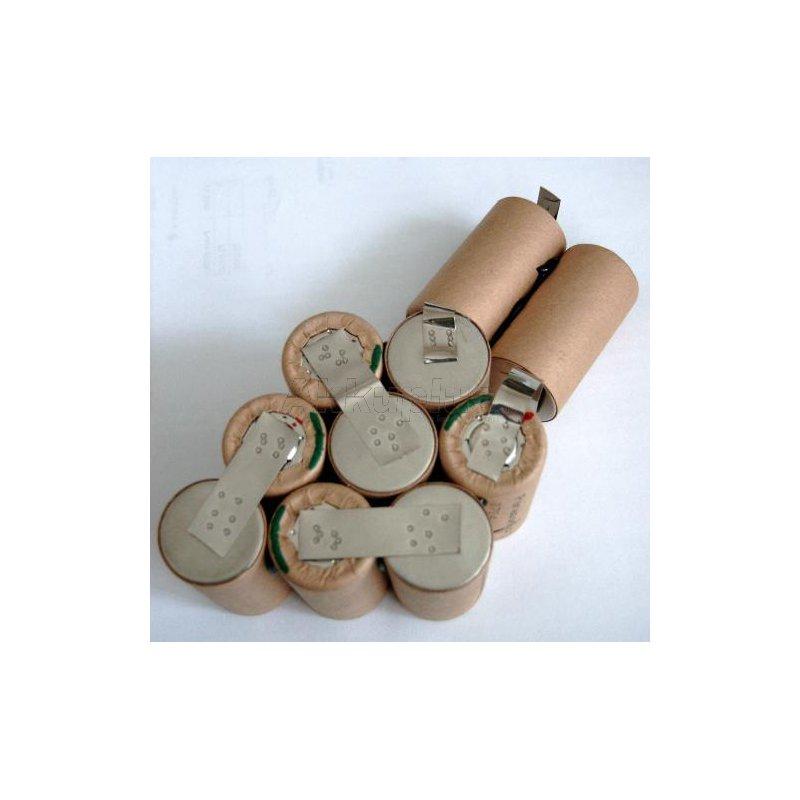 Akkupack für Hilti BP 12, TCD 12 - 12 Volt zum Selbsteinbau