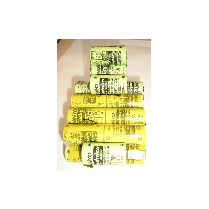 Akkupack für Hilti BP 60 / BP 72 - 24 Volt zum Selbsteinbau