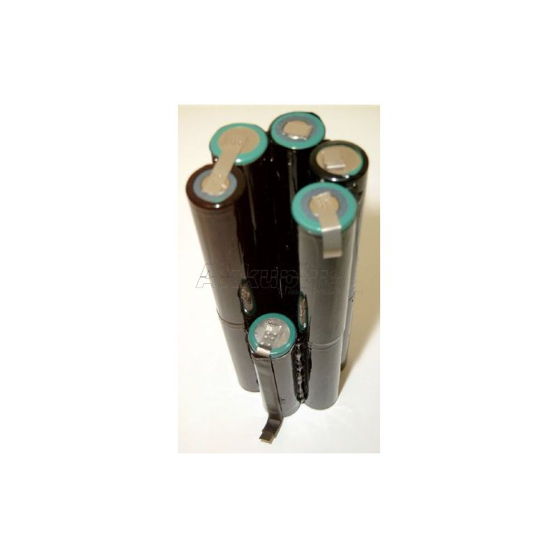 Akkupack für Oceanic OP 50ex, 50i - 13,2 Volt zum Selbsteinbau