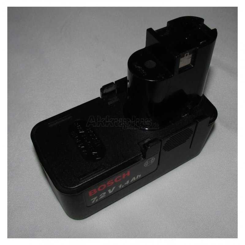 Akkureparatur - Zellentausch - Bosch 2607335033 - 7,2 Volt Akku