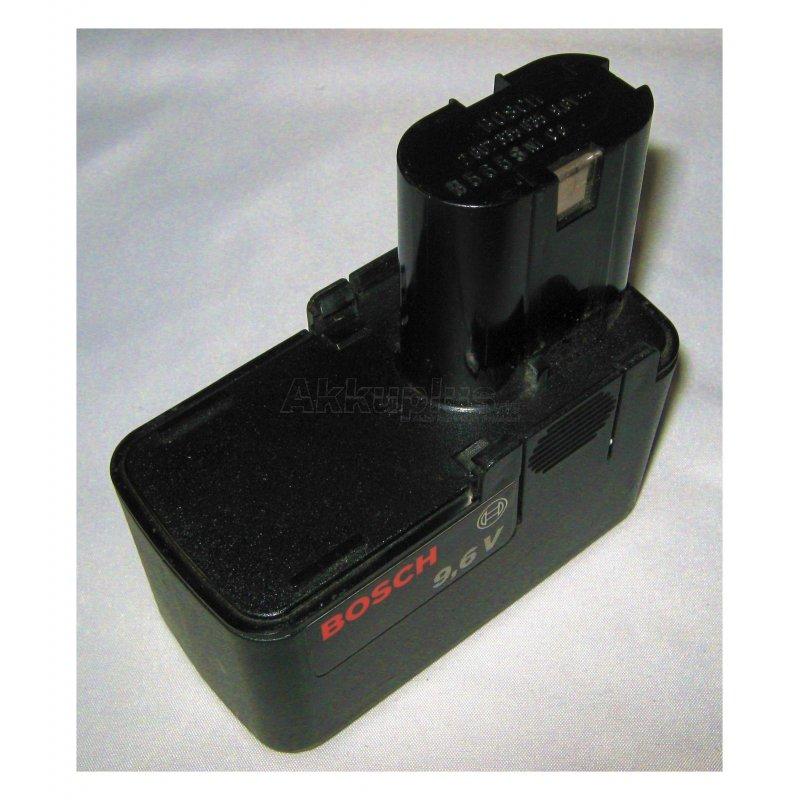 Akkureparatur - Zellentausch - Bosch 2607335035 - 9,6 Volt Akku