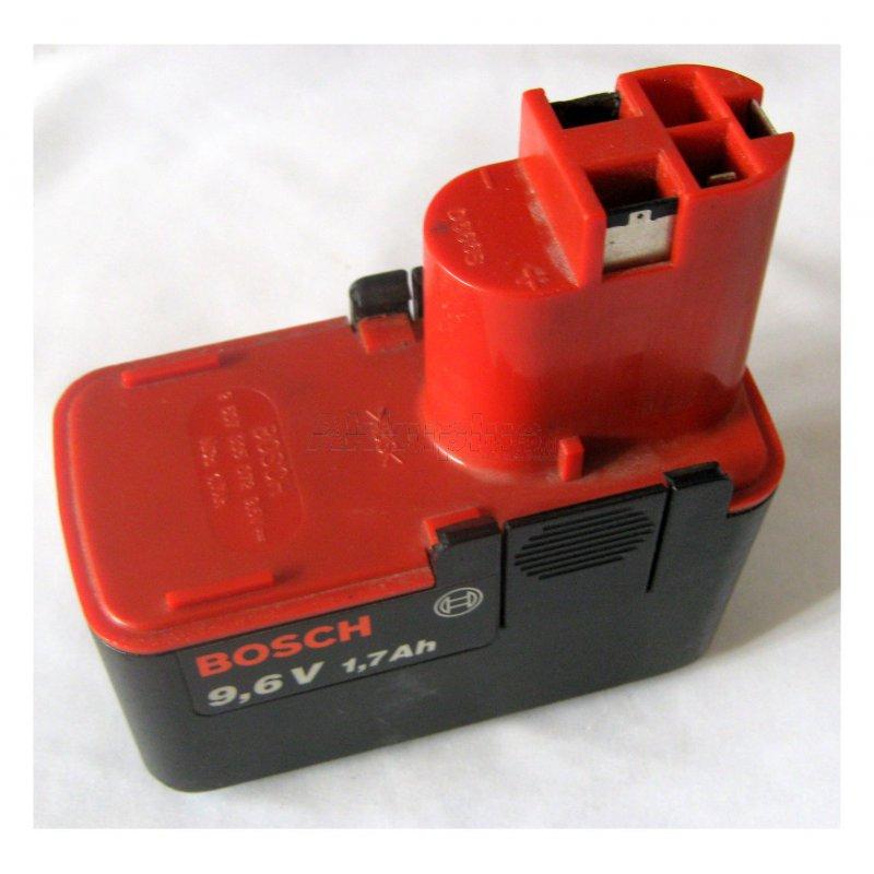 Akkureparatur - Zellentausch - Bosch 2607335072 - 9,6 Volt Akku