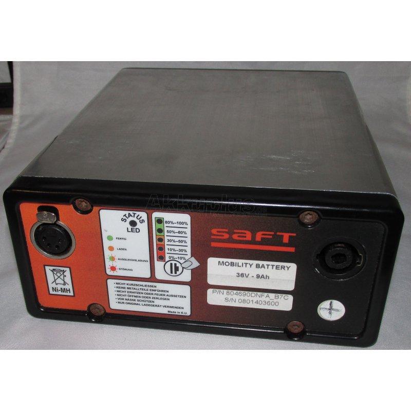 Akkureparatur - Zellentausch - HEINZMANN / Saft - 36 Volt 8500mAh Ni-MH Akku