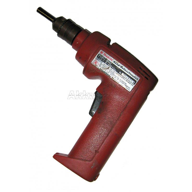 Akkureparatur - Zellentausch - Makita M003 - 7,2 Volt Akku