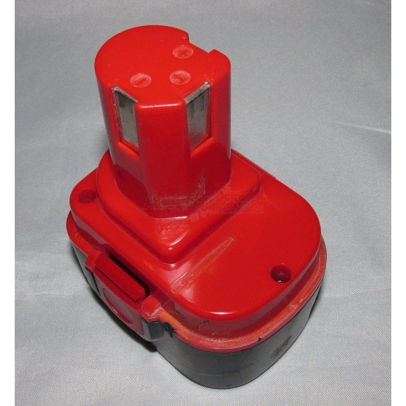 Akkureparatur - Zellentausch - POWERHAND BG-6 - 7,2 Volt Akku