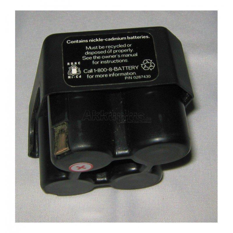 Akkureparatur - Zellentausch - Wagner PowerCaulk 740 - 4,8 Volt Akku