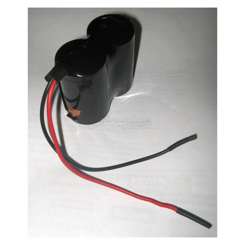 Batteriepack für ABUS 2WAY-Funk-Außensirene - FU2986 - 3 Volt 20700mAh AlMn