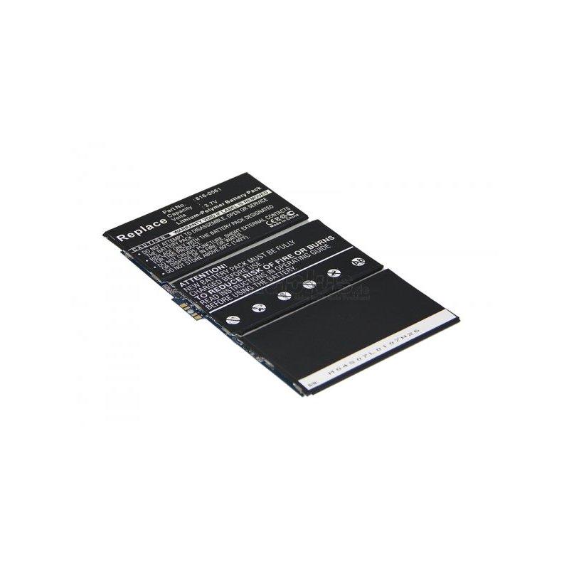 Ersatzakku - Apple iPad 2 - 616-0561 - 3,7 Volt 7200mAh Li-Poly