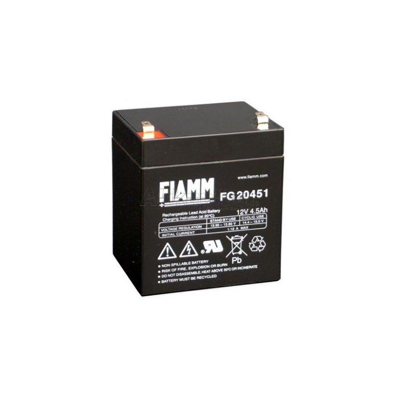 FG20451 - 12 Volt 4,5 Ah Pb