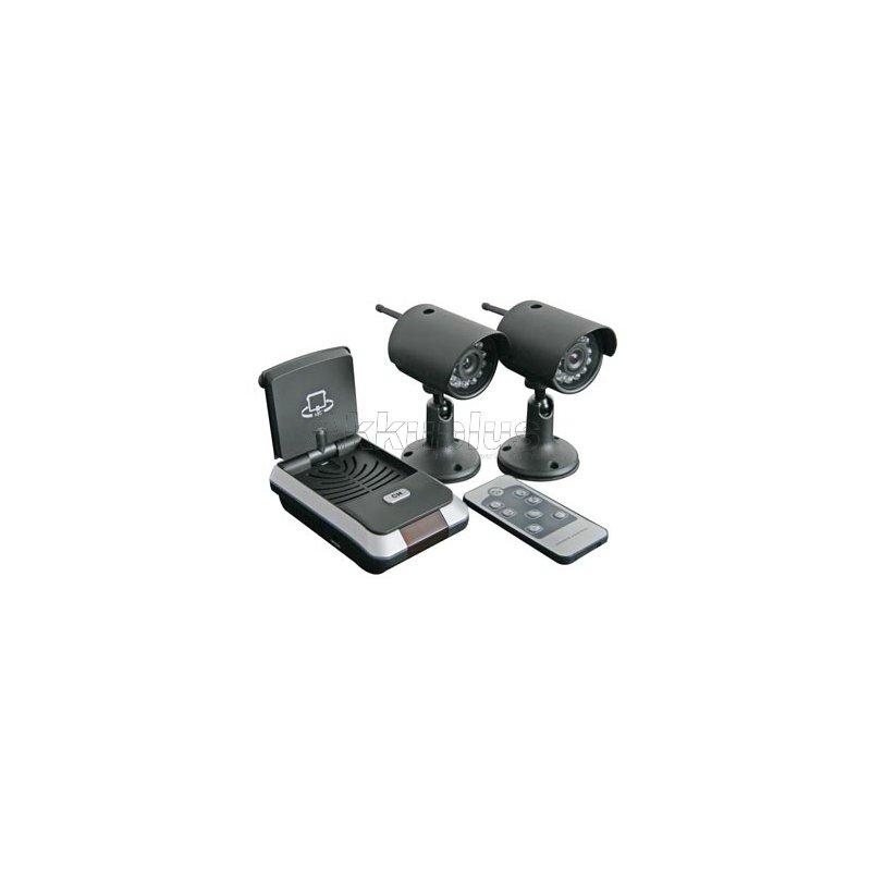 Funkkamera-System Farbe CAMSETW16