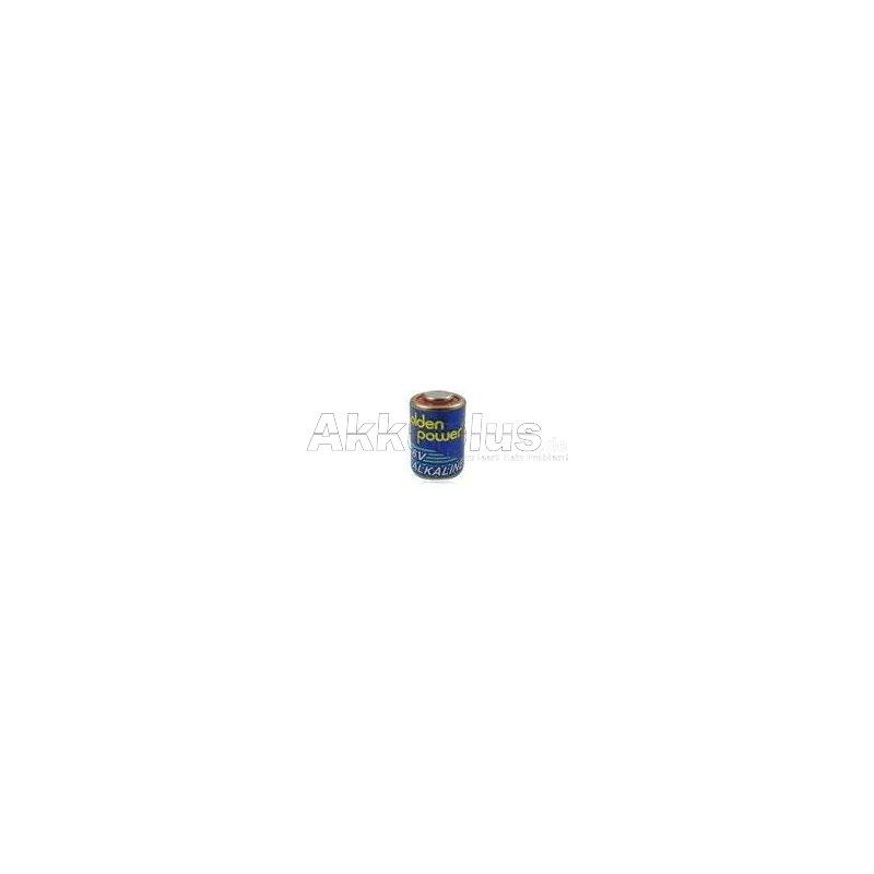 GP Batteries GP - GP11A, L1016 - 6 Volt 38mAh Alkaline