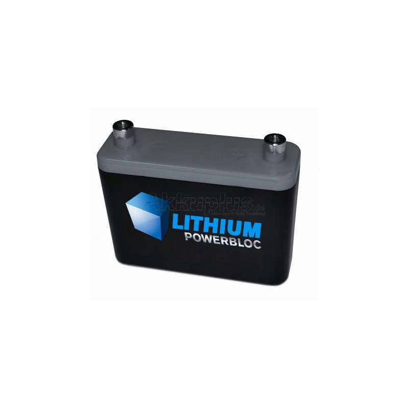 Lithium Powerblock - LPB 2.5AH - 13,2 Volt 2400mAh Li-Ion