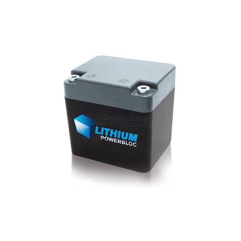 Lithium Powerblock - LPB 5.5AH - 13,2 Volt 5500mAh Li-Ion
