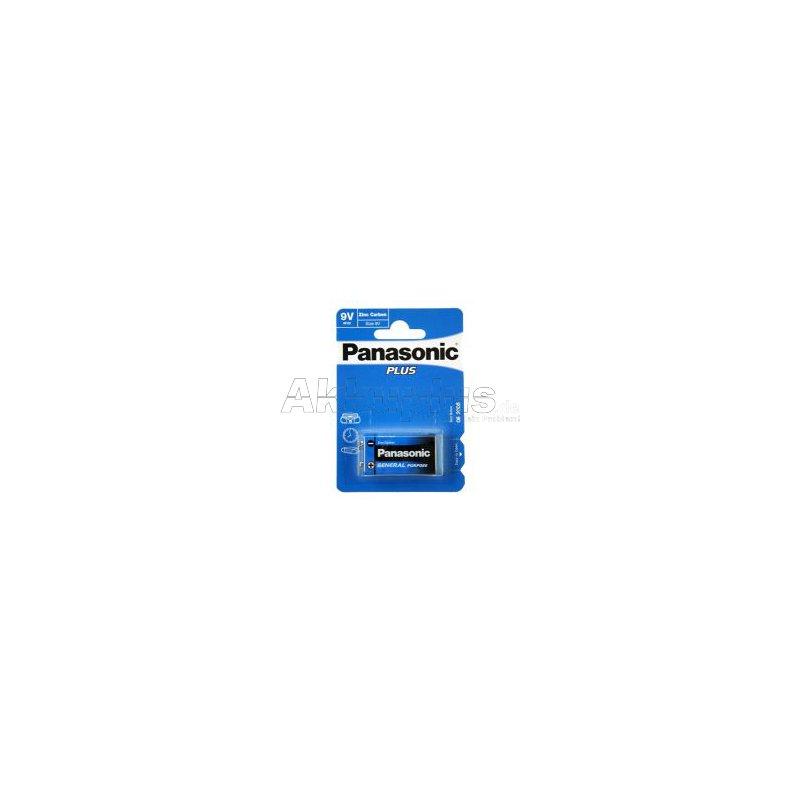 Panasonic - General Purpose - 6F22 - 9 Volt Zinc Carbon