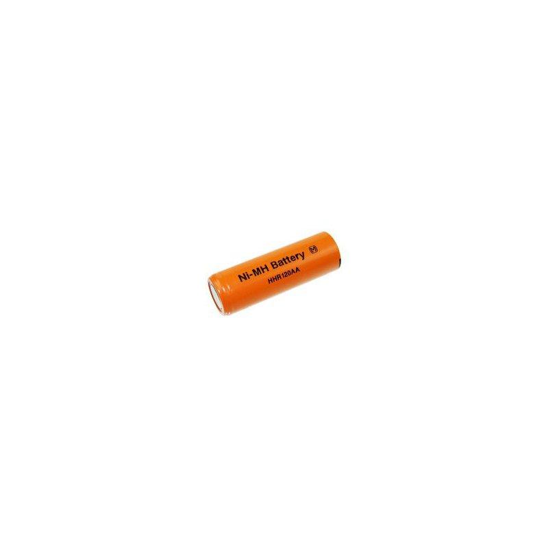 PANASONIC Industrial Europe GmbH Panasonic - HHR-120AAB40 - 1,2 Volt 1200mAh Ni-MH