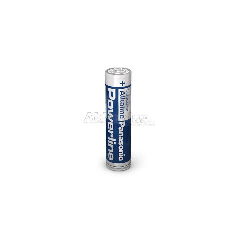 PANASONIC Industrial Europe GmbH Panasonic - Powerline LR03 - AAA Micro - 1,5 Volt Alkali - lose