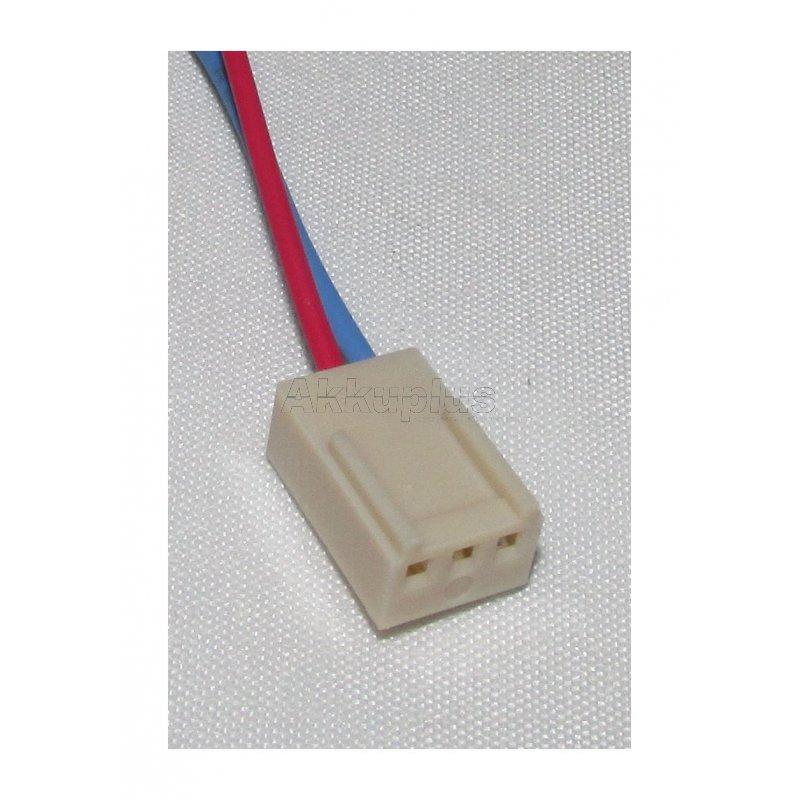 Akkuplus.de SULLINS CONNECTOR - SWH25X-NULC-S03-UU-BA mit Ableiter 12cm