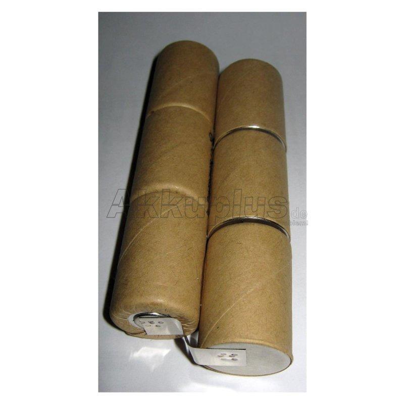 Akkupack für Makita M003 - 7,2 Volt zum Selbsteinbau