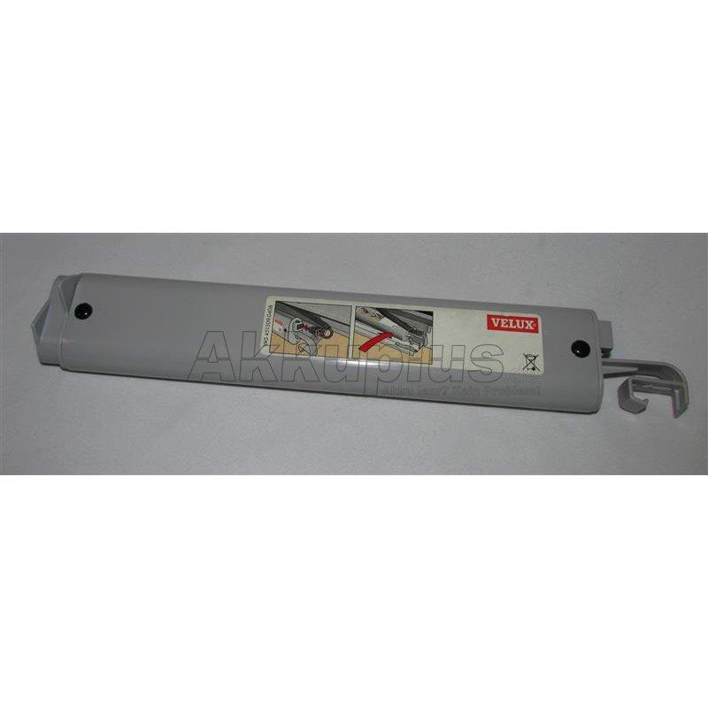 Akkureparatur - Zellentausch - VELUX 833442 - 4,8 Volt Ni-MH Akku