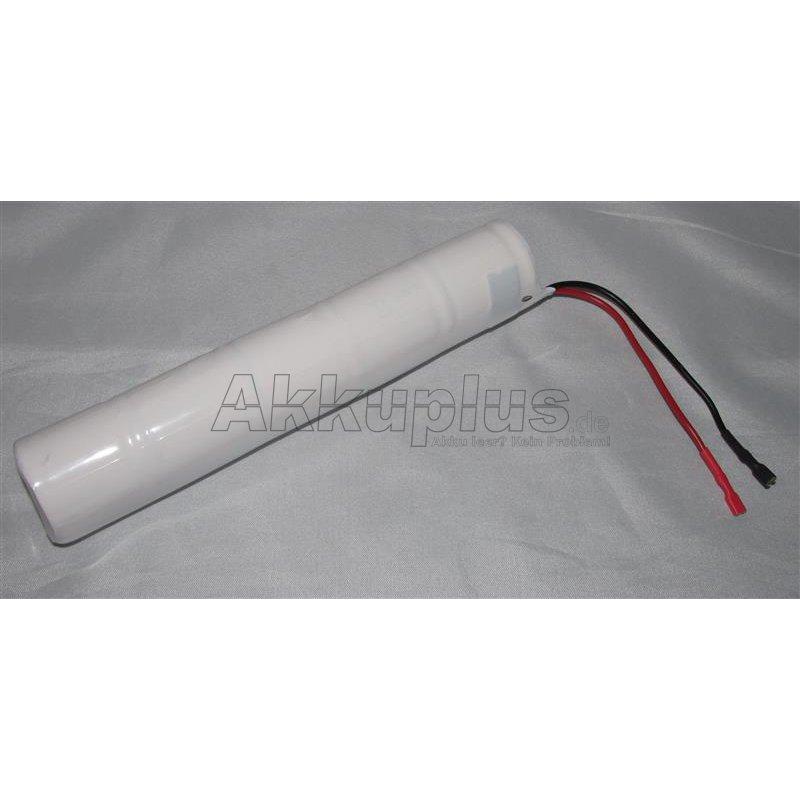 Akkupack für MITRALUX L160-EX - 6 Volt zum Selbsteinbau