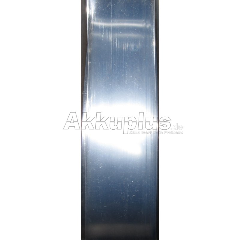 Schrumpfschlauch - 20,0 x 0,01mm - transparent - 1lfm.