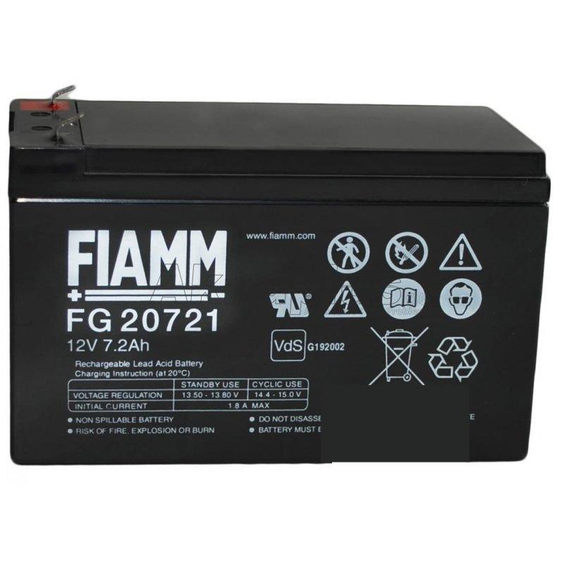 FG20721 - 12 Volt 7200mAh Pb