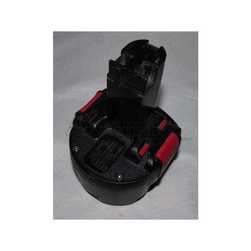 akkureparatur zellentausch bosch 2607335523 9 6 volt. Black Bedroom Furniture Sets. Home Design Ideas