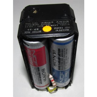 Akkureparatur - Zellentausch - Sony Battery Pack BP-23 - 4,8 Volt