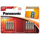 Panasonic - Pro Power - LR03 / Micro AAA - 1,5 Volt...