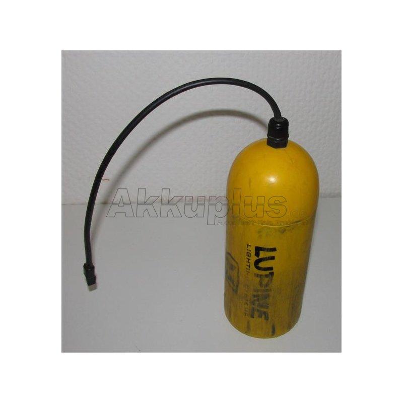 Akkureparatur - Zellentausch - Lupine 250 - 7,2 Volt Ni-MH Akku