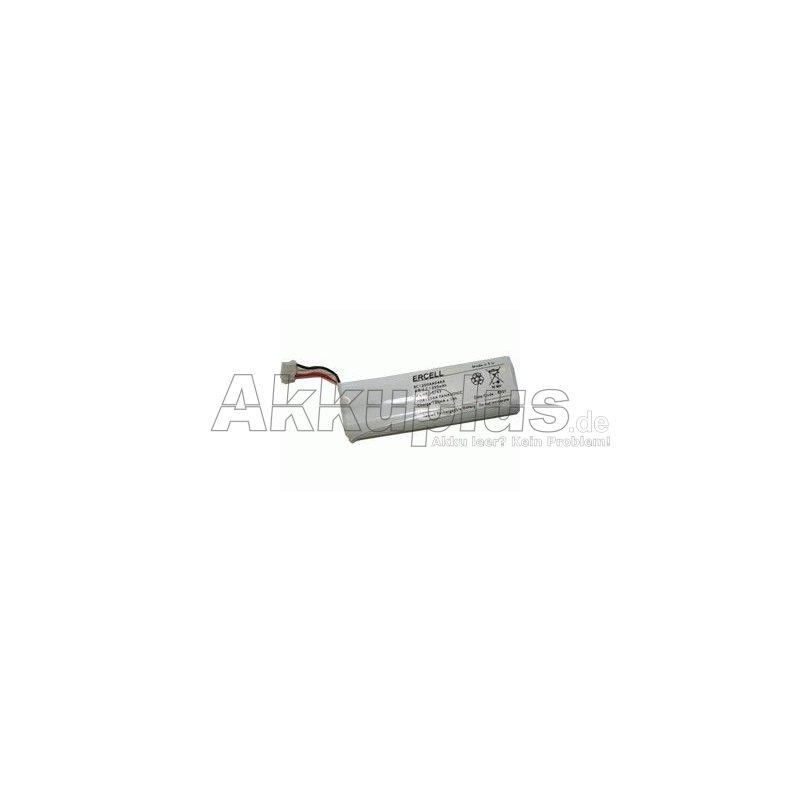 ERCELL / ersé Akkupack - 4,8 Volt Ni-MH mit Stecker