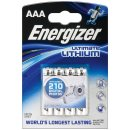 Energizer - Ultimate Lithium - Micro AAA / L92 - 1,5 Volt...