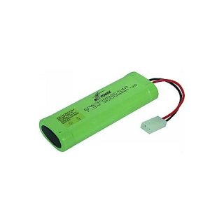 Akku-Pack McPower - 7,2 Volt 3000mAh Ni-MH - 130x45x25mm