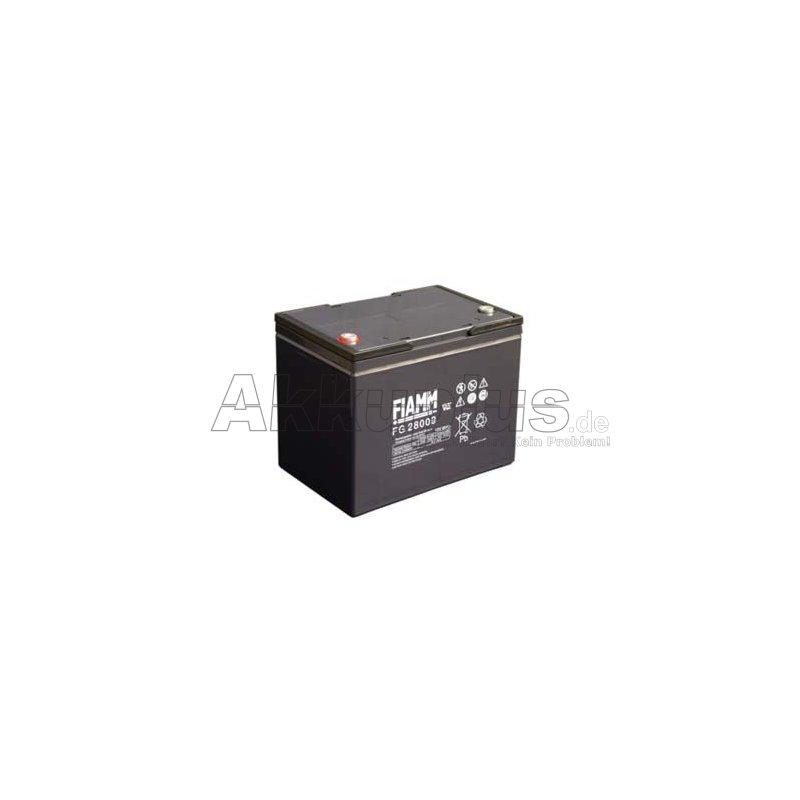 FG28009 - 12 Volt 80Ah Pb