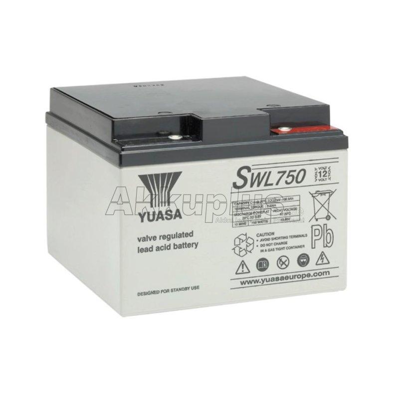 SWL750 - 12 Volt 25Ah Pb