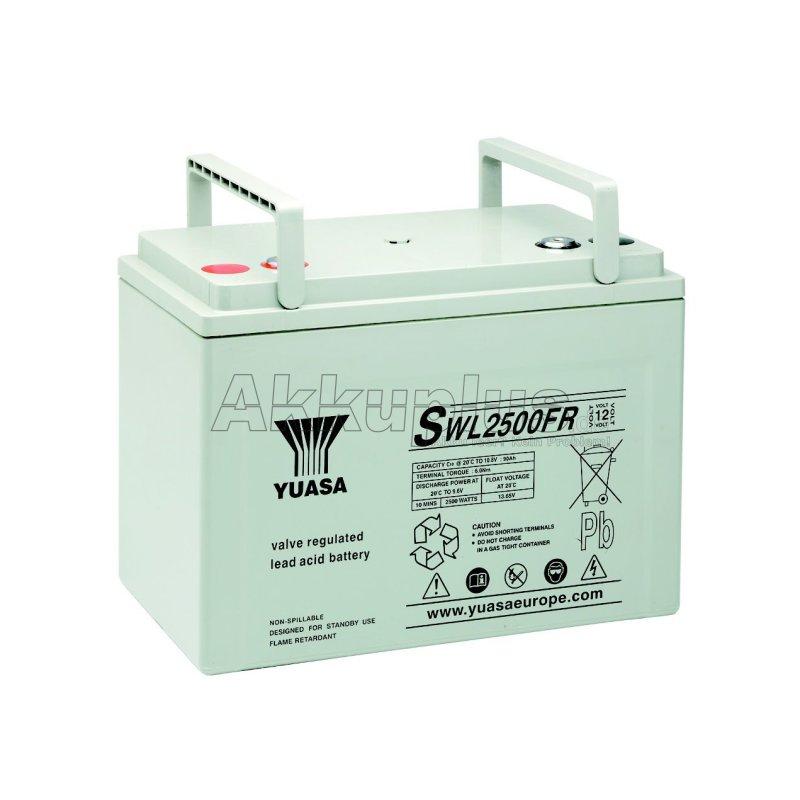 SWL2500FR - 12 Volt 92Ah Pb