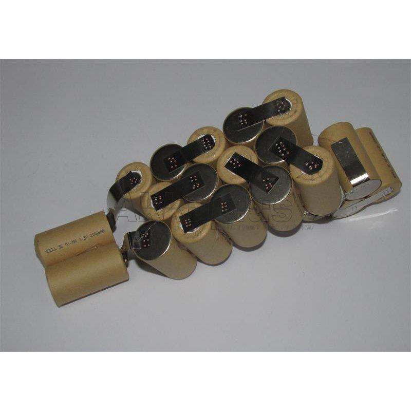 Akkupack für Hilti BP 40 - 24 Volt zum Selbsteinbau