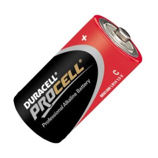 Duracell - Procell - Baby C, LR14, MN1400 - 1,5 Volt AlMn - lose