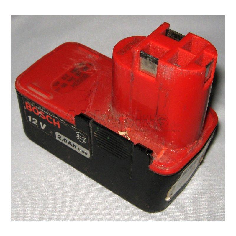 Akkureparatur - Zellentausch - Bosch 2607335244 - 4/5SC - 12 Volt