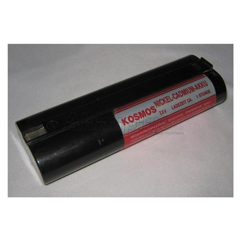 Akkureparatur - Zellentausch - KOSMOS 7,2V - 7,2 Volt Akku
