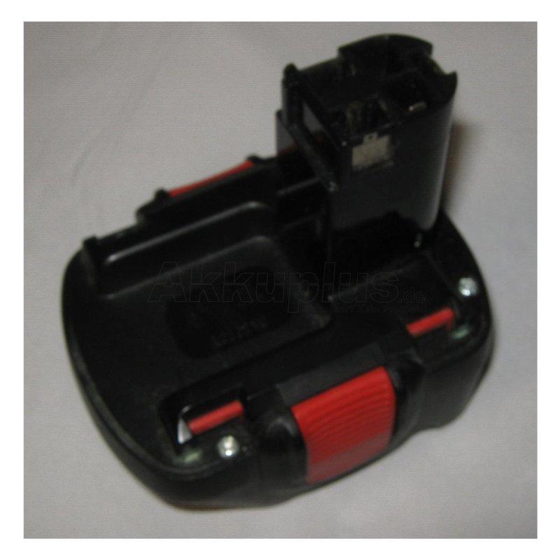 Akkureparatur - Zellentausch - Bosch 2607335463 - 4/5SC - 12 Volt