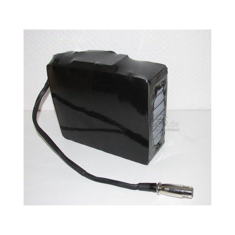 Akkureparatur - Zellentausch - Umbau - KTM City Blitz Egston MK II - 31,2 Volt Akku auf 36 Volt Lithium