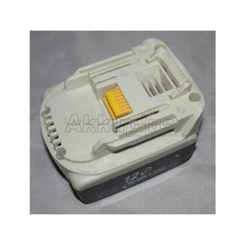 Akkureparatur - Zellentausch - Makita BH1220C - 12 Volt Ni-MH Akku
