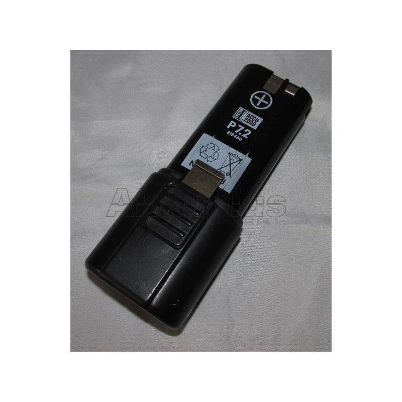 Akkureparatur - Zellentausch - AEG P7.2 / 318460 - 7,2 Volt Akku