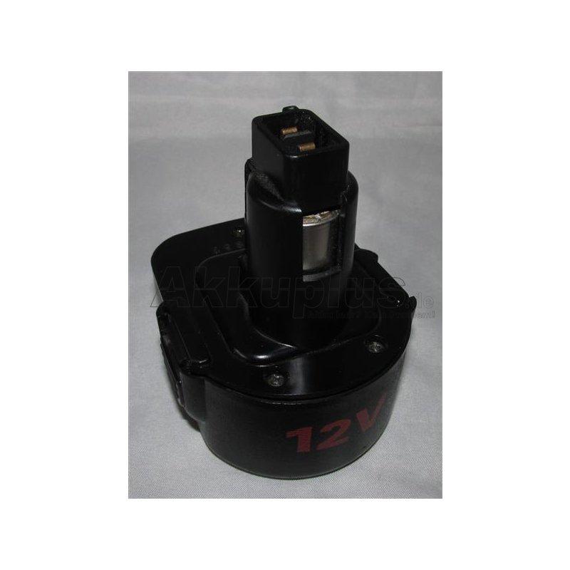 Akkureparatur - Zellentausch - Black & Decker A9252 - 4/5 SC - 12 Volt